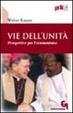 Cover of Vie dell'unità
