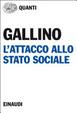 Cover of L'attacco allo stato sociale