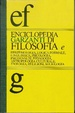 Cover of Enciclopedia Garzanti di filosofia