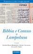 Cover of Bibbia e Corano a Lampedusa