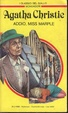 Cover of Addio, Miss Marple