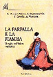 Cover of La farfalla e la fiamma