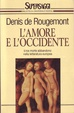 Cover of L'amore e l'Occidente