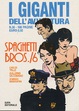 Cover of Spaghetti Bros. Vol. 6