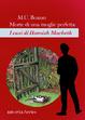 Cover of Morte di una moglie perfetta