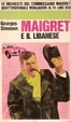 Cover of Maigret e il Libanese