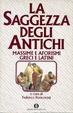 Cover of La saggezza degli antichi