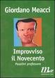 Cover of Improvviso il Novecento