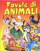 Cover of Favole di animali