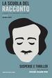 Cover of Suspense e thriller. Con i racconti di Edgar Allan Poe