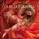 Cover of La Bella e la Bestia. Audiolibro. CD Audio formato MP3