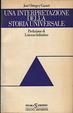 Cover of Una interpretazione della storia universale