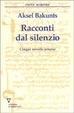 Cover of Racconti dal silenzio