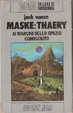 Cover of Maske: Thaery
