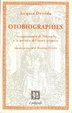 Cover of Otobiographies