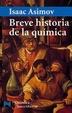 Cover of Breve historia de la química