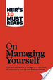 Cover of HBR's 10 Must Reads on Managing Yourself