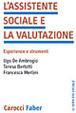 Cover of L'assistente sociale e la valutazione