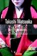 Cover of Die Geliebte des Samurai.