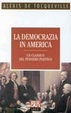 Cover of La democrazia in America