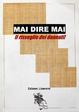 Cover of Mai dire Mai