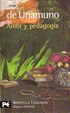 Cover of Amor y pedagogía