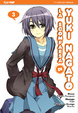 Cover of La scomparsa di Yuki Nagato vol. 3