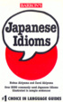 Cover of Japanese Idioms