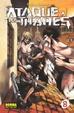 Cover of Ataque a los Titanes #8