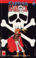 Cover of Capitan Harlock vol. 3