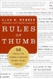 Cover of Rules of Thumb