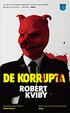 Cover of De korrupta