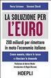 Cover of La soluzione per l'euro