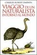 Cover of Viaggio di un naturalista intorno al mondo