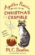 Cover of Agatha Raisin and the Christmas Crumble