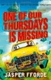 Cover of One of Our Thursdays Is Missing