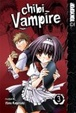 Cover of Chibi Vampire Volume 3
