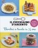 Cover of Il Cucchiaio d'Argento. Bambini a tavola in 1/2 ora