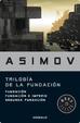 Cover of Trilogía de la Fundación