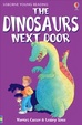 Cover of The Dinosaur Next Door