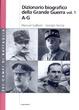 Cover of Dizionario biografico della grande guerra
