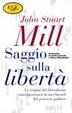 Cover of Saggio sulla libertà