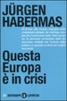 Cover of Questa Europa è in crisi