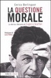 Cover of La questione morale