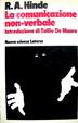 Cover of La comunicazione non-verbale