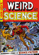Cover of Weird Science vol. 3