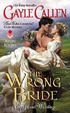 Cover of Thr Wrong Bride