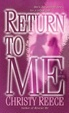 Cover of Return to Me