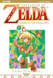 Cover of The Legend of Zelda - Oracle of Seasons