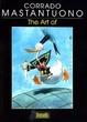 Cover of Corrado Mastantuono - The Art of